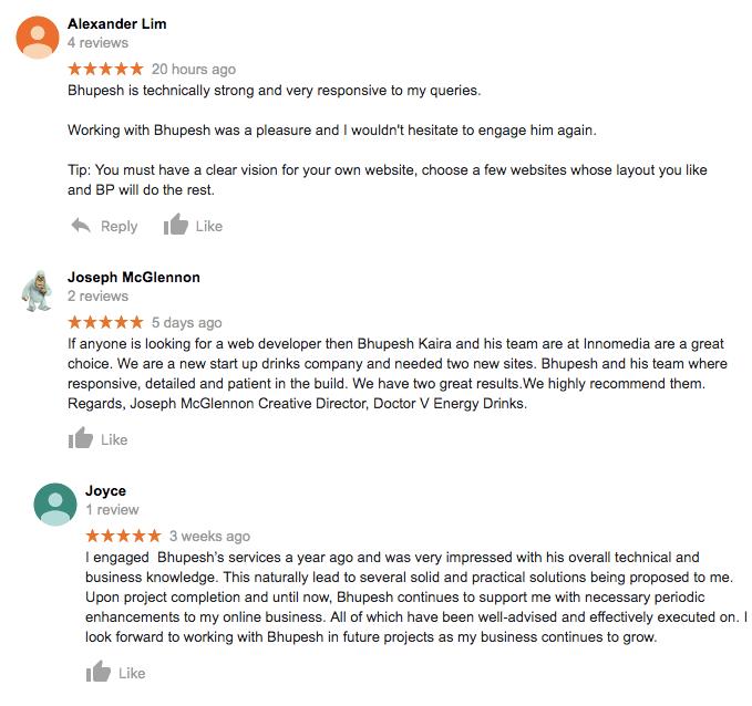 singapore <a target='_blank' href='https://www.bhupeshkalra.com/services/web-design-singapore/'>web designer</a> reviews