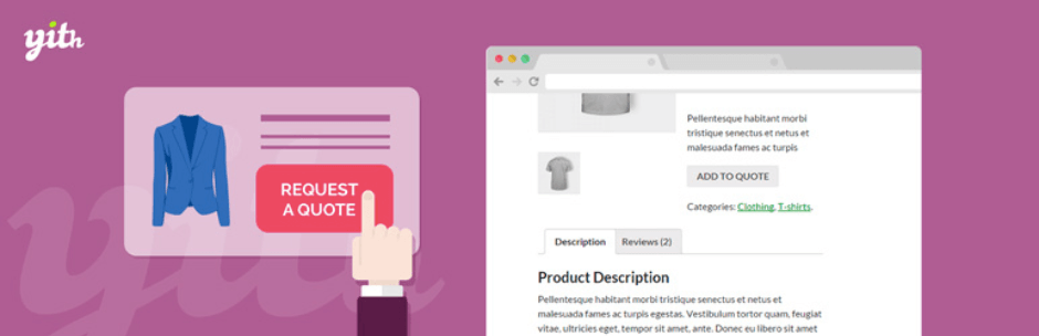 request a quote feature woocommerce website design
